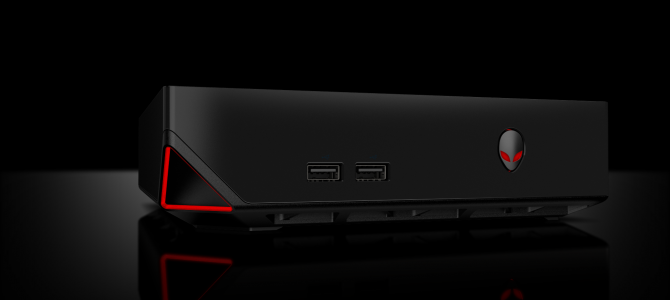 Alienware Alpha / Steam Machine!